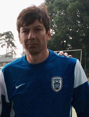 Pablo Gabriel García - García with PAOK in 2014