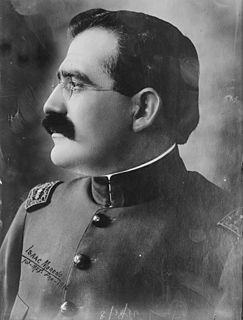 Pablo González Garza Mexican army general and politician