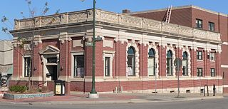 Packers National Bank Building building in Nebraska, United States