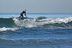Paddle surfing 1 2008.jpg