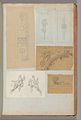 Page from a Scrapbook containing Drawings and Several Prints of Architecture, Interiors, Furniture and Other Objects MET DP372148.jpg