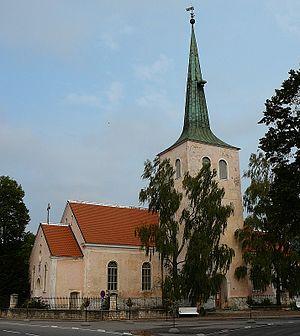 Paide - Paide Church