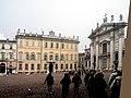 Palazzo Vescovile and Portal of Duomo di San Petro di Mantova.jpg