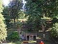 Palazzo gianni vegni, giardino.JPG