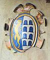 Palazzo vicariale di certaldo, stemma 12 spinelli 2.JPG