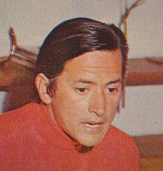 Palito Ortega - Ortega performing in 1970