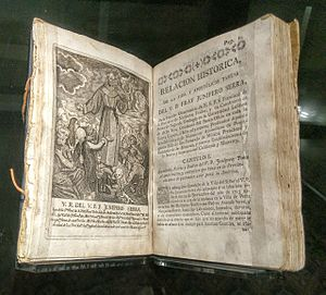 Francisco Palóu - Title pages of the first edition of Palou's biography of Juniper Serra