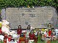 Památník Lidice , památník věnovaný obětovným dětem 07.jpg