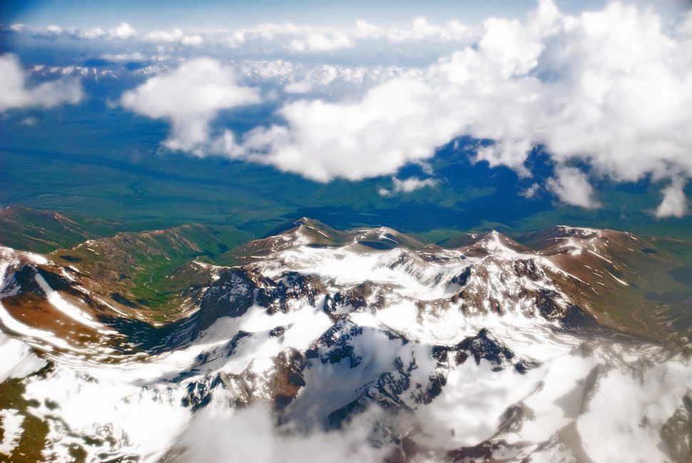 Pamir Mountains, Tajikistan, 06-04-2008