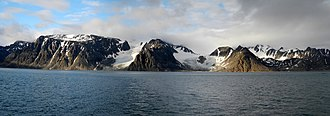 Fairhaven (Svalbard) - The sound and Albert I Land