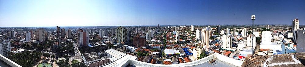 Presidente Prudente São Paulo fonte: upload.wikimedia.org
