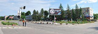 Звенигородка,  Черкасская область, Украина