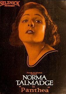 <i>Panthea</i> (1917 film) 1917 film by Allan Dwan