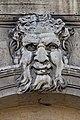 Paris - Les Invalides - Façade nord - Mascarons - 037.jpg