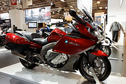 Paris - Salon de la moto 2011 - BMW - K 1600 GT - 001.jpg