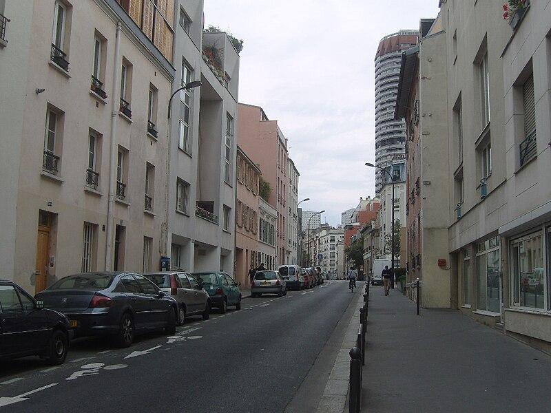 Fichier:Paris 13e - rue du Tage 2.JPG