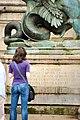 Paris 75006 Fontaine Saint-Michel 20110508 Chimère detail.jpg