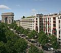 Paris Napoleon Hotel Outside building.jpg
