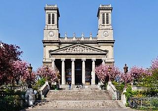 Saint-Vincent-de-Paul, Paris