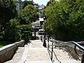 Park stair at Square du Docteur-Grancher, Paris - panoramio (44).jpg