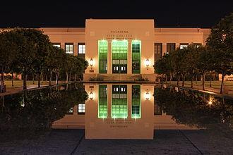 Pasadena City College - Grand entrance to Pasadena City College