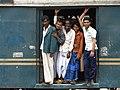 Passengers on Train - Dhaka - Bangladesh - 02 (12850574273).jpg