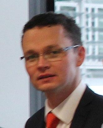 Patrick O'Donovan - Image: Patrick O'Donovan 2014