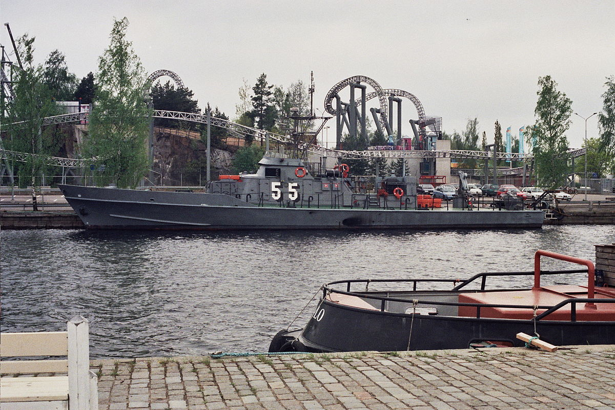 R-class patrol boat - Wikipedia