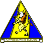 Patrol and Reconnaissance Wing 11 (US Navy) insignia 2016.png