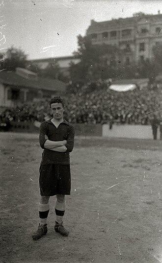 1924 Copa del Rey Final - Image: Patxi Gamborena