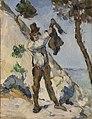 Paul Cézanne - Man with a Vest (L'Homme à la veste) - BF1134 - Barnes Foundation.jpg