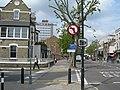 Pavement on King Street, W6 - geograph.org.uk - 849105.jpg