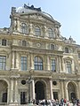 Pavillon Sully, Louvre April 2010.jpg