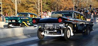 Gasser (car) Motor vehicle
