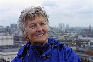 Peggy Seeger American folksinger (born 1935)