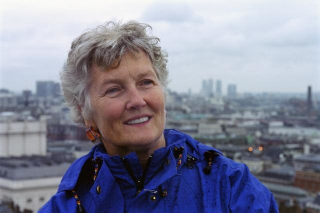 Peggy Seeger Salford 2011
