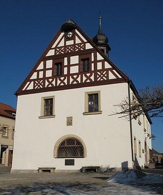 Pegnitz (town) - Old town hall