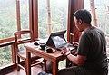 Pengembara digital di Sapikerep.jpg