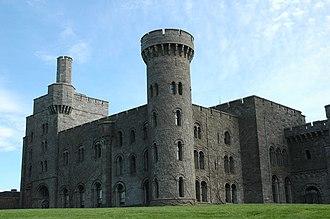 Thomas Hopper (architect) - Image: Penrhyn Castle 2