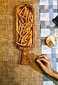 Peri Peri French Fries - Mum's Cafe, Vadodara - Gujarat - 01.jpg
