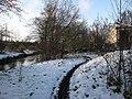 Permissive path past Thetford Power Station - geograph.org.uk - 1658017.jpg