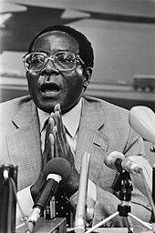 How Robert Mugabe became Prime Minister of Zimbabwe, Beautiful Story 3