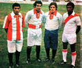 Peru national football team kit evolution.png