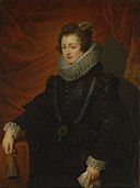 Peter Paul Rubens (Werkstattkopie) - Elisabeth von Bourbon - 310 - Bavarian State Painting Collections.jpg