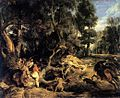 Peter Paul Rubens - Boar Hunt - WGA20416.jpg