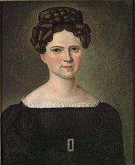 Portrait of Mrs. Lovise D. Storm
