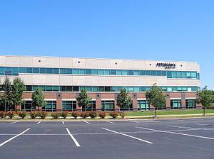 Peterson's - Peterson's former headquarters in Lawrence Township