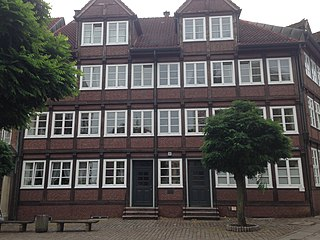 biographical museum in Peterstraße , Hamburg-Neustadt