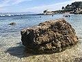 Petite plage près de Spiaggia del Lazzaretto - 4.JPG
