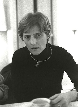 Global Greens - Petra Kelly, a German ecofeminist and green politics thinker who founded the German Green Party in 1980